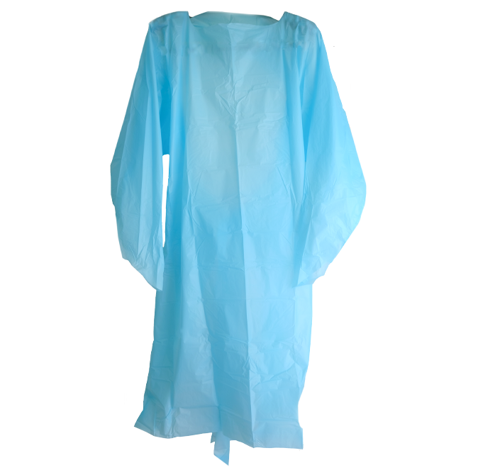 cpe isolation gowns for sale